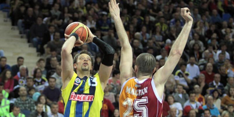 Kupa Fenerbahçe Ülker'in