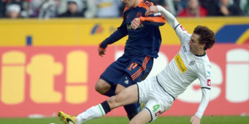 B. Leverkusen - B. Mönchengladbach: 3-3