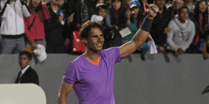 Nadal'dan çifte final!