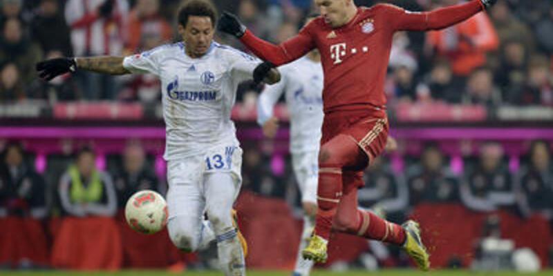 Bayern Schalke'yi dağıttı!