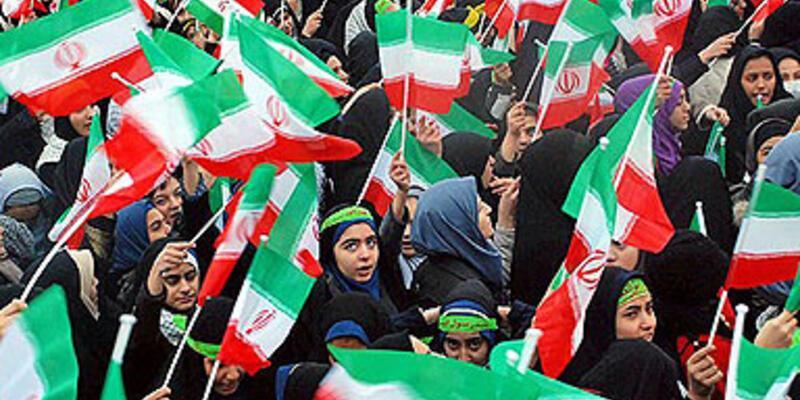 İran devrimin 34. yıldönümünü kutlamaya hazırlanıyor