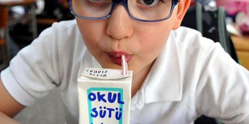 Okul sütü dağıtımı başlıyor