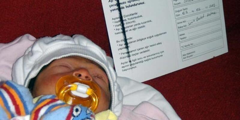 Şanlıurfa'da terk edilmiş bebek bulundu