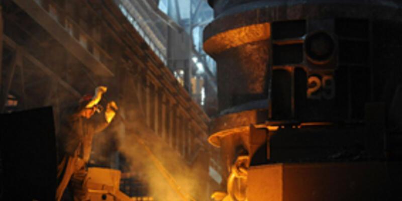 Sanayi üretimi aralıkta yüzde 3.8 azaldı