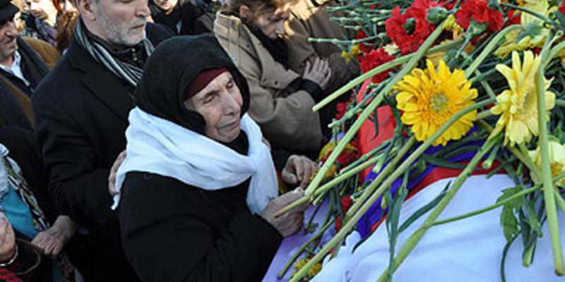 Sakine Cansız'ın cenaze törenine soruşturma