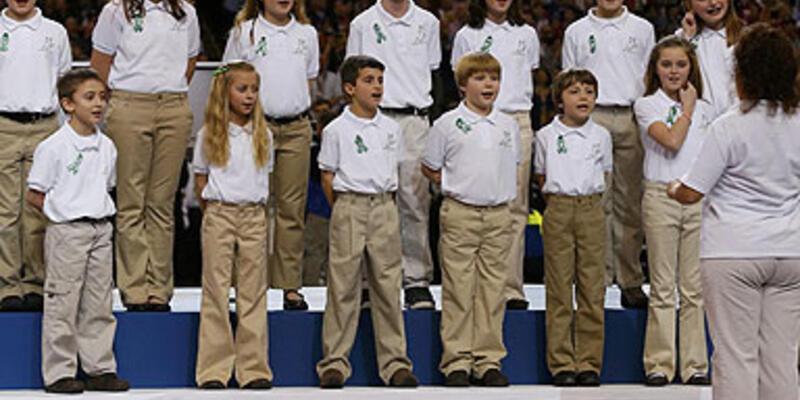 ABD'li çocuklar ölen arkadaşları için konser verecek