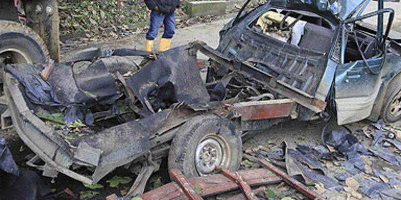 Kolombiya'da bomba yüklü araçla saldırı: 1 ölü