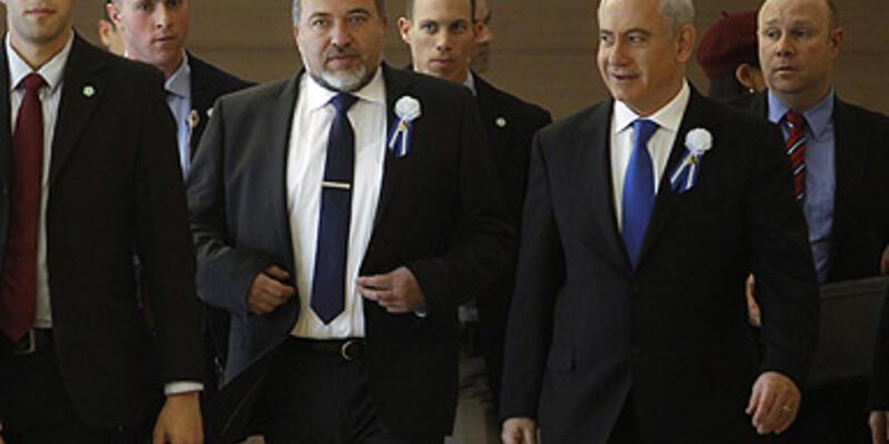 İsrail hükümetinde yüksek gerilim
