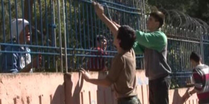 """""""Stajyer öğrencilere zorla boya yaptırıldı"""" iddiası"""
