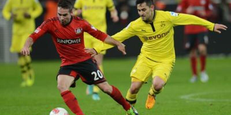 B. Leverkusen  -  B. Dortmund: 2-3