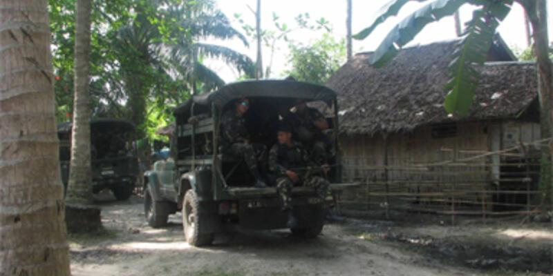 Filipinler'de çatışma:21 ölü