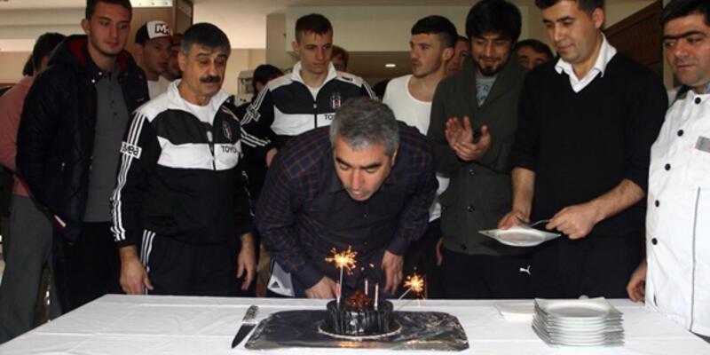Aybaba'ya 58. yaş pastası