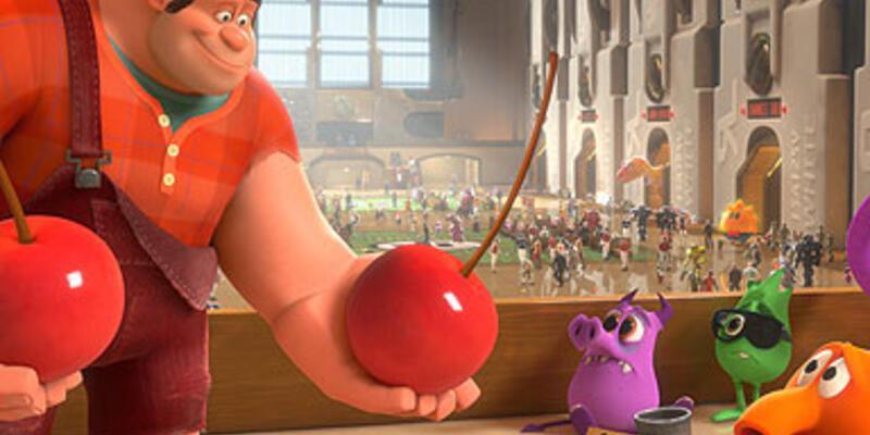 """""""Oyunbozan Ralph""""e """"En İyi Animasyon Filmi"""" ödülü"""