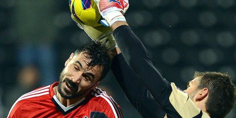 Beşiktaş'a Almeida'dan kötü haber