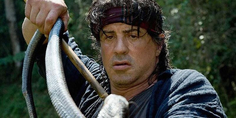 'Rambo''dan silah yasağına destek