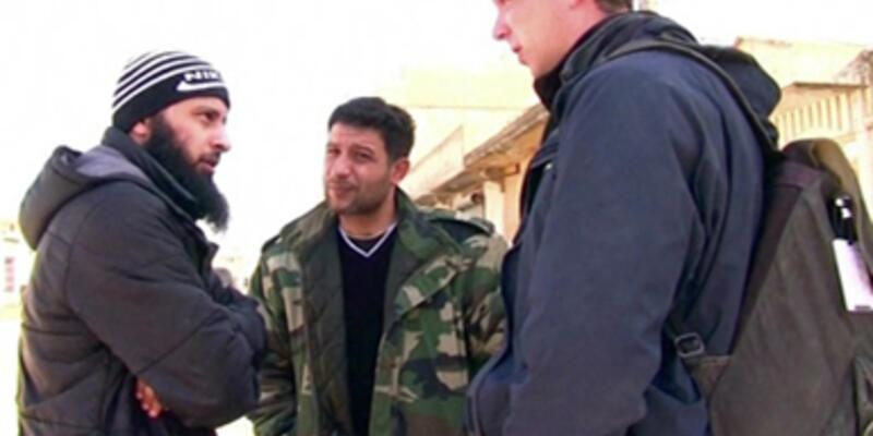 Suriye'de tek kişilik dev kadro