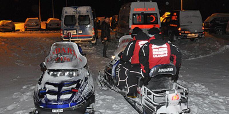 Amatör dağcı Uludağ'da kayboldu