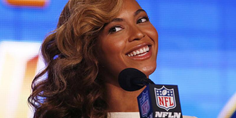 "Beyonce ""marş""la meydan okudu"