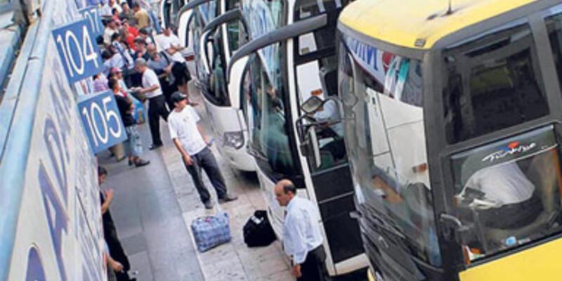 Tren, vapur ve otobüse herkes binemeyecek!