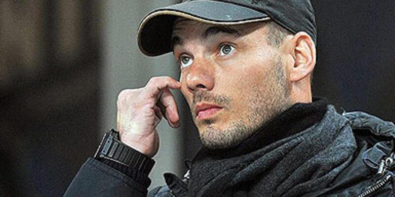 Sneijder İstanbul'a geldi