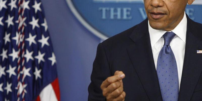 """Obama'nın """"mali uçurum"""" sınavı"""