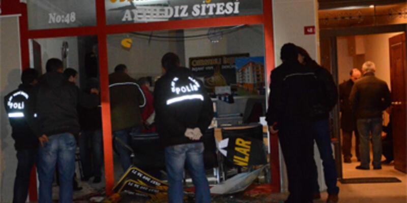 Tekirdağ'da patlama: 1 ölü, 1 yaralı