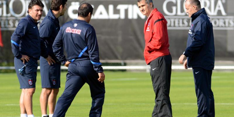 Trabzonspor topbaşı yaptı