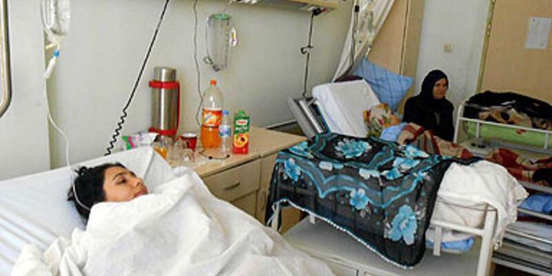 Yüksekova Hastanesi'ndeki ısınma sorunu çözüldü