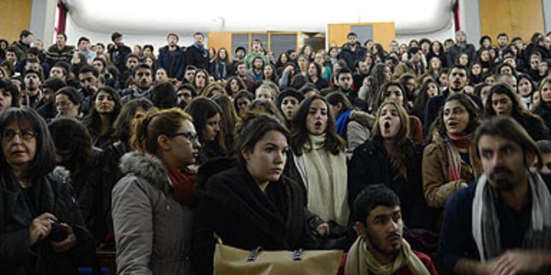"""ODTÜ'lü öğrencilerden """"liderlere"""" mektup"""