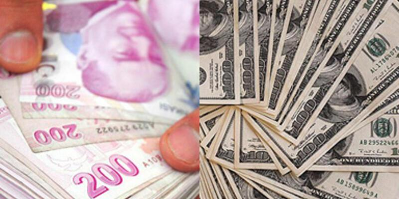 Dolar/TL dış ticaret verilerinin ardından 1,7928'e yükseldi