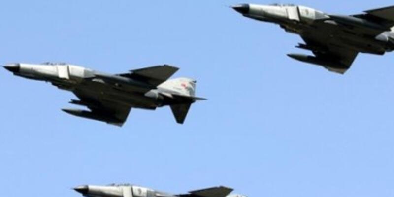 F 16'lar Kandil ve Zap'ı gece yarısı vurdu