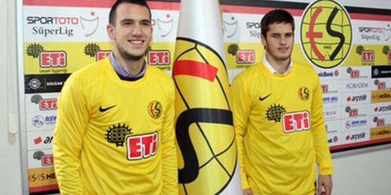 Eskişehirspor Causic ve Mrkela'yı transfer etti