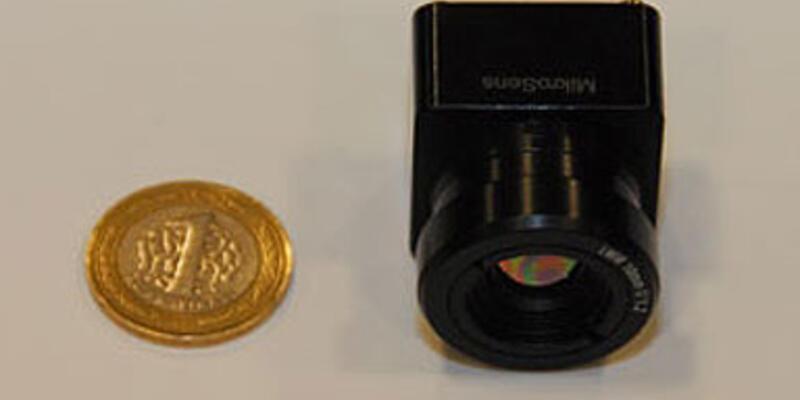 Bu kamerayı ODTÜ geliştirdi