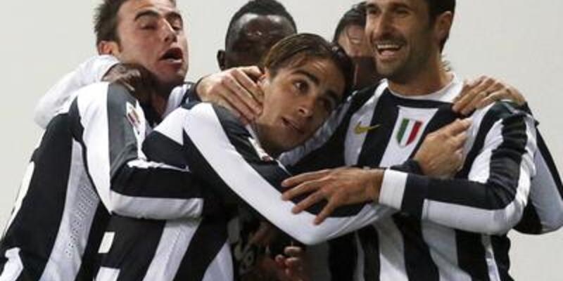 Juventus ilk yarıyı lider tamamladı