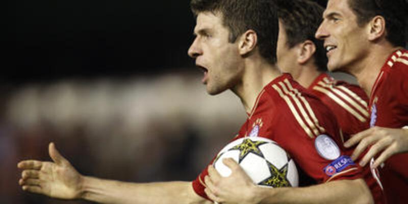 Bayern Müller'le sözleşme uzattı
