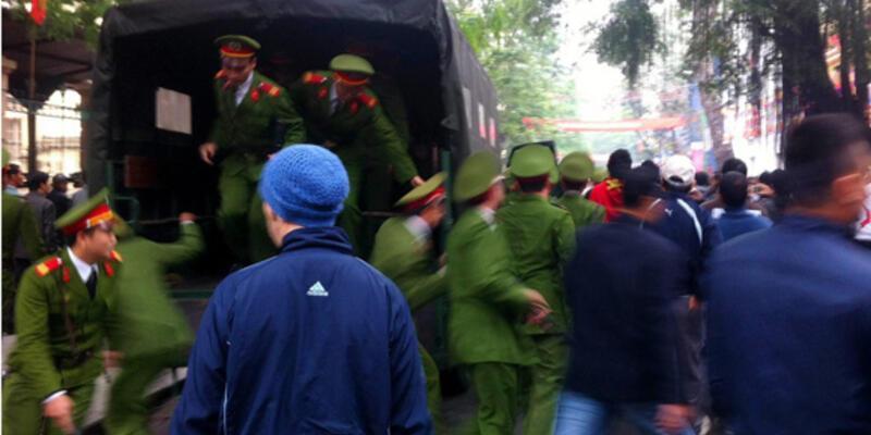 Çin'de kıyamet operasyonu