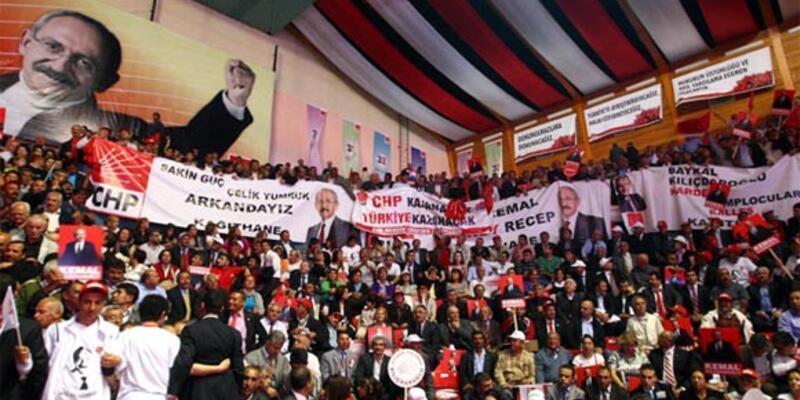 CHP'nin İngilizce pankartına takipsizlik