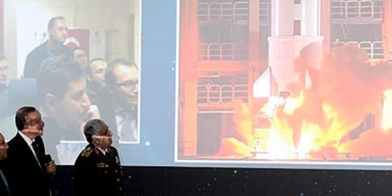 Göktürk-2 fırlatıldı