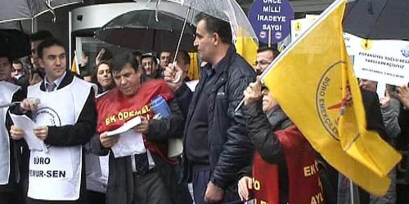 Memurları kızdıran düzenlemeye protesto