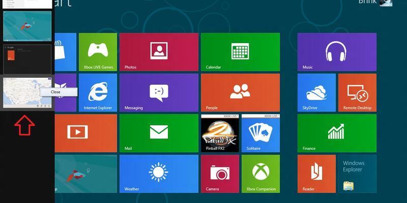 Windows 8 uygulama yarışması