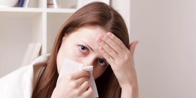 Hastalığınızı basit görürseniz sinüzite dönüşebilir!