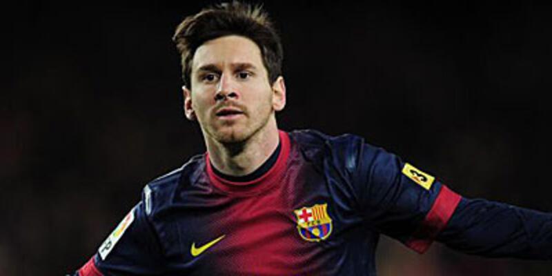 90: İmza Messi