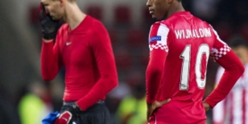 PSV - Nijmegen: 1-1