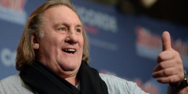 Gerard Depardieu'ya tepki yağıyor