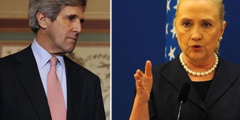Hillary Clinton'ın yerine John Kerry