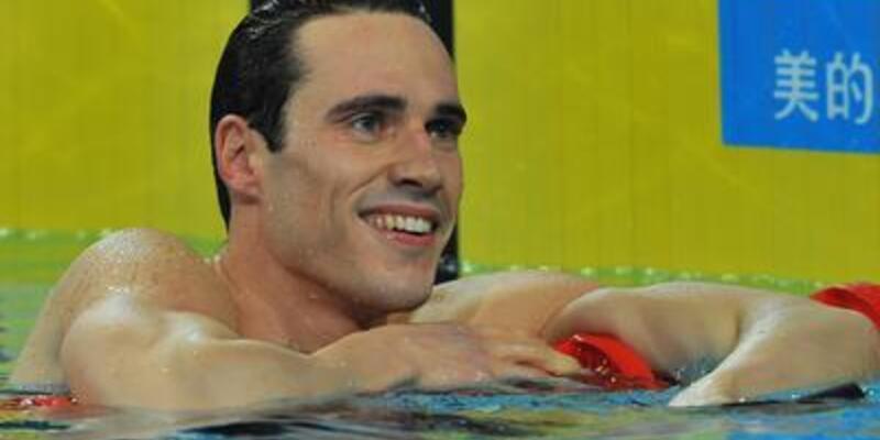 100 metre kurbağalamada Scozzoli kazandı