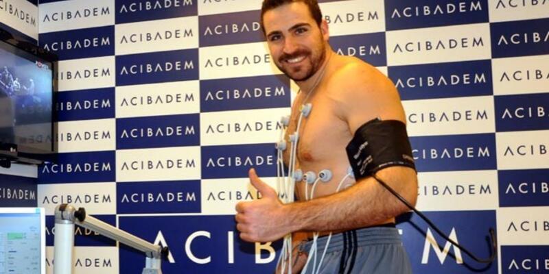 Cemal Nalga Beşiktaş'a imza attı