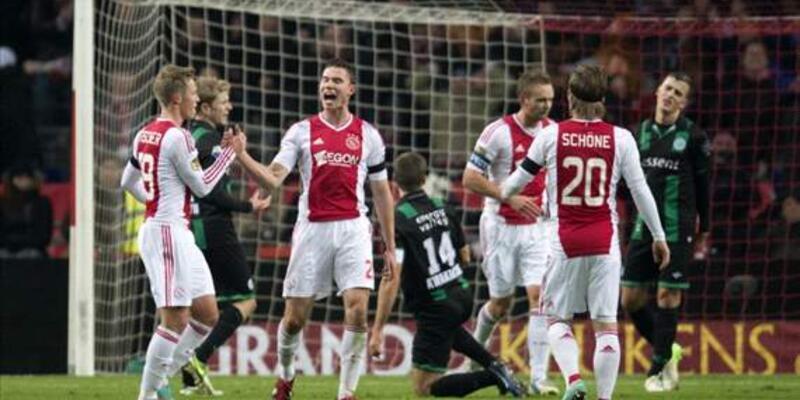 Ajax - Groningen: 2-0