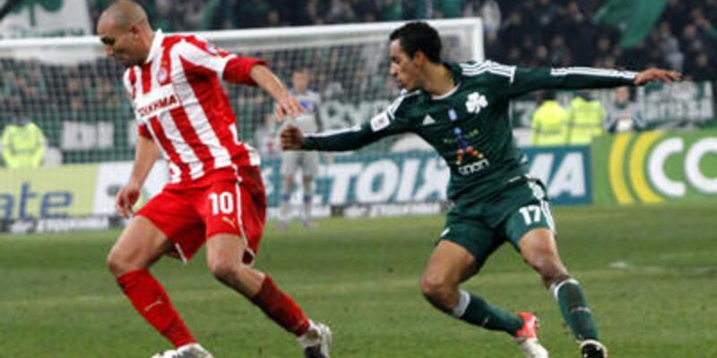 Yunanistan derbisinde 4 gol var