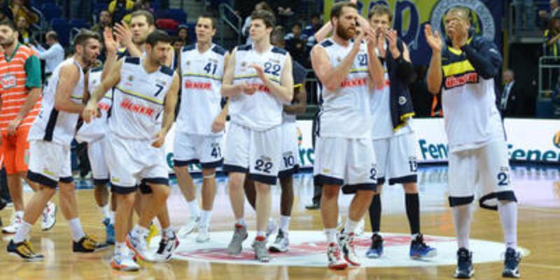 Fenerbahçe, Banvit'e fark attı